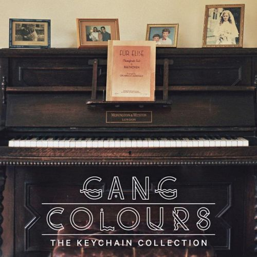 Gang Colours- The Keychain Collection